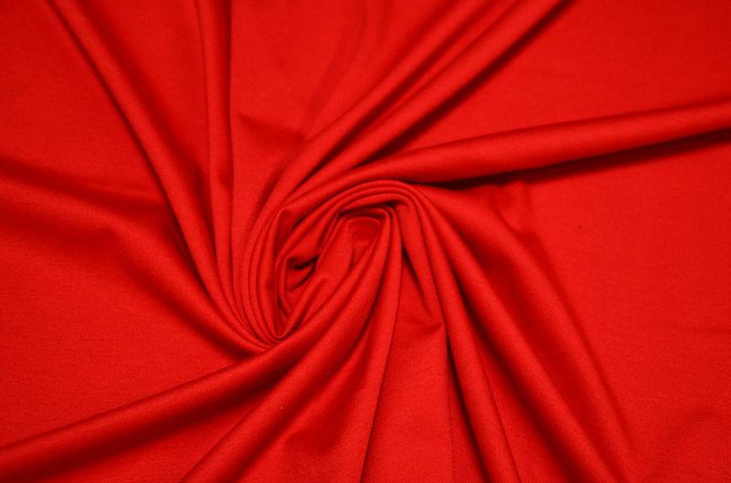 Трикотаж Армани Красный