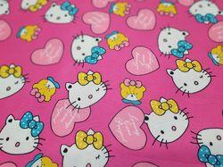 Кошки на розовом