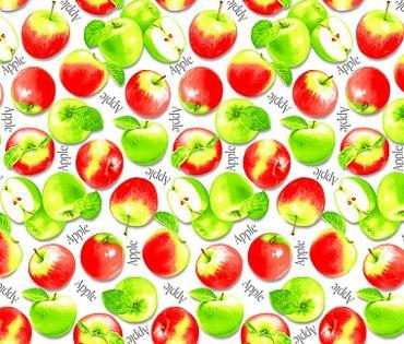 Яблоки Вафельное полотно